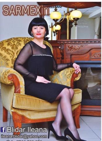 În doar un an de când se află la bordul Fabricii de mobilier de lux SARMEXin, Ileana Blidar şi-a pus amprenta prin politica de orientare pe piaţa internă, segmentul de vârstă care achiziţionează produsele de mobilier SARMEXin