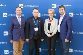 Evenimentul a fost organizat de asociaţia United Leaders pentru oameni de afaceri din diaspora
