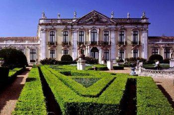 Palatul Naţional Ajuda din Lisabona