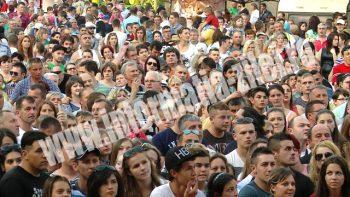 Mii de spectatori la concertele pregatite de organizatori