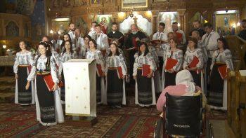 Corurile bisericeşti din municipiul Satu Mare au susţinut un concert dedicat sărbătorii Învierii Domnului