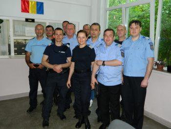 50 de cadre ale Jandarmeriei Satu Mare au donat sânge
