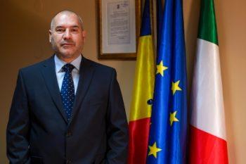 Dino Tucci, consulul onorific al Italiei