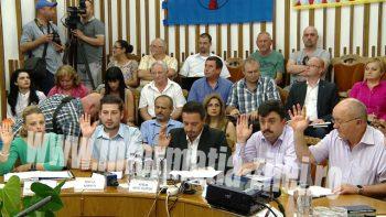 Joi, 30 iunie 2016, consilierii locali sătmăreni s-au întrunit în prima şedinţă extraordinară de la constituirea Consiliului local după alegerile din 5 iunie.