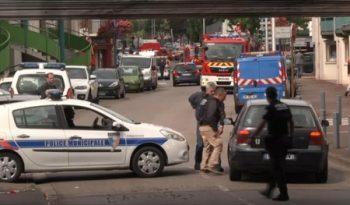 atentat cu 3 morti in Ruen (Franta)