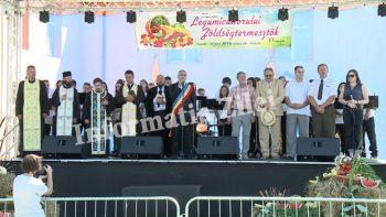 Locuitorii comunei Pişcolt şi invitaţii acestora au participat la Ziua legumicultorului