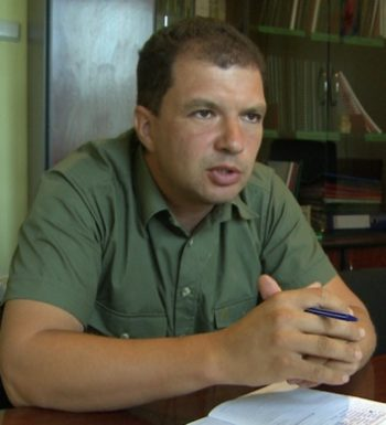 Marius Cionca, seful Garzii Forestiere
