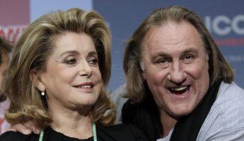 Catherine Deneuve & Gerard Depardieu