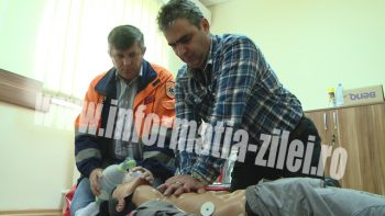 Personalul Serviciului de Ambulanţă Judeţean se află în curs de pregătire profesională