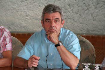 Ioan Dragan, presedintele Sindicatului Invatamantului Preuniversitar Satu Mare