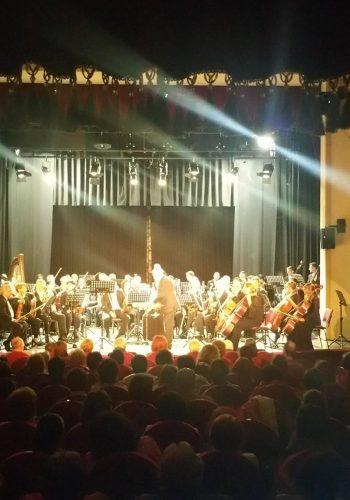 Filarmonica la Teatrul din Carei