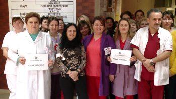Sanitas a declanşat grevă generală