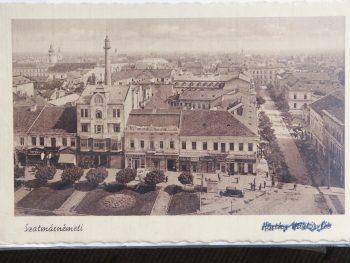 Satu Mare în 1936