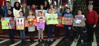 Copiii premiati de Lions Satu Mare