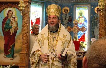 Preasfintitul Episcop al Maramuresului si Satmarului