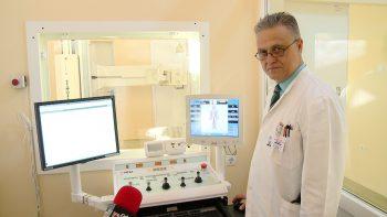 dr. Sergiu Ioan, managerul Spitalului Judetean de Pneumoftiziologie Satu Mare