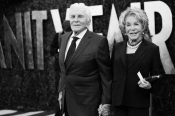 Kirk şi Anne Douglas