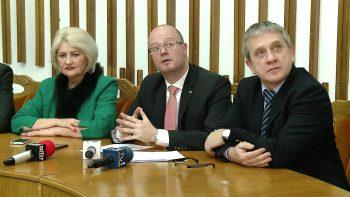 Autoritatile publice locale au sustinut ultima conferinta de presa din acest an