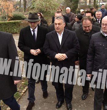 Viktor Orban la Satu Mare