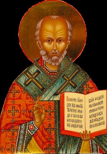 Sfântul Ierarh Nicolae, Arhiepiscopul Mirelor Lichiei sărbătorit de creştini pe 6 decembrie