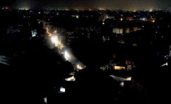 Mai multe zeci de minute jumatate din municipiul Satu Mare a fost in bezna