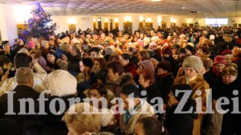 Credinciosii ortodocsi au participat la Slujba de Boboteaza