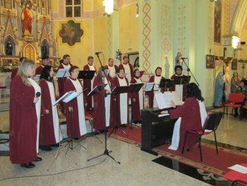 Seară de muzică gospel la biserica romano catolică Calvaria