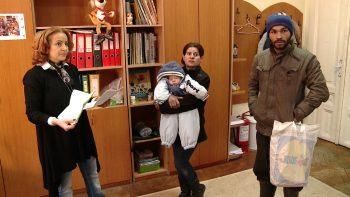 In birou la Protectia Copilului Satu Mare