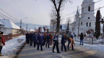 Gheorghe Nistor a fost condus duminica pe ultimul drum de familie, colegi si apropiati