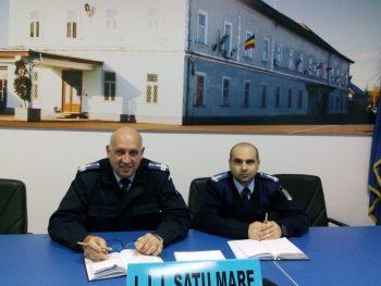 Col. Ovidiu Pop si mr. Gheorghe Vlonga