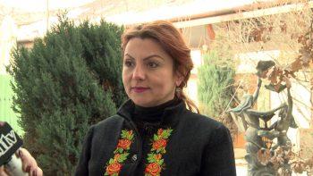 Mihaela Motoc - reprezentanta Structurii Teritoriale Satu Mare a Colegiului National al Asistentilor Sociali din Romania