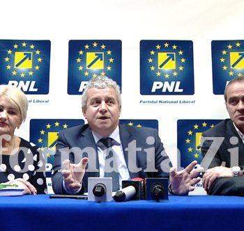Doia Feher, europarlamentarul Daniel Buda si Adrian Albu