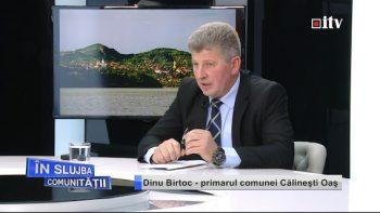 Dinu Birtoc-primar Calinesti