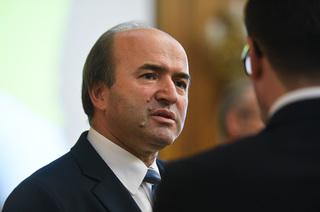 Ministrul Justiţiei Tudorel Toader