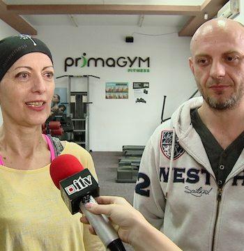 Simona Niste și Zoltan Barta