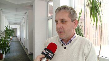City managerul Masculic Csaba spune că reparaţia drumului e prevăzută în proiectul de buget pe 2017