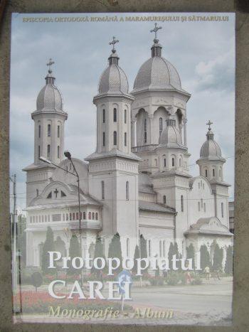 A apărut Monografia Album a Protopopiatului Carei