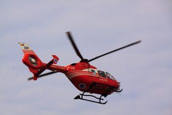 Un copil de 1 an şi 5 luni cu arsuri a fost transferat cu un elicopter SMURD la Bucureşti