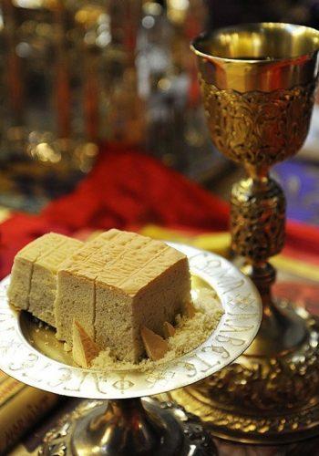 Liturghia Darurilor mai înainte sfinţite sau a Sfântului Grigorie Dialogul