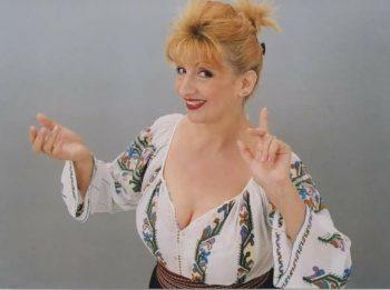 A murit îndrăgita cântăreaţă de muzică populară Ileana Ciuculete