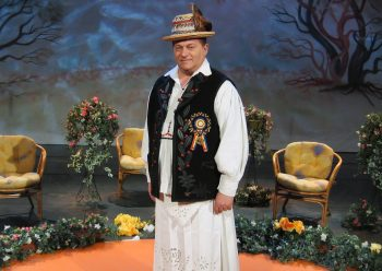 Binecunoscutul interpret Nicolae Mureşan, la ceas aniversar