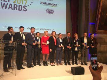 Europarlamentarul PSD Emilian Pavel a fost desemnat săptămâna aceasta, în cadrul Galei MEP Awards 2017, deputat european al anului la categoria angajabilitate şi ocuparea forţei de muncă