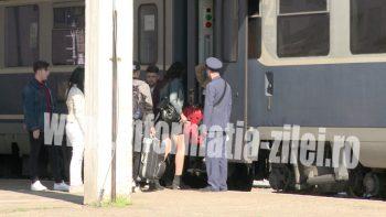 Decizia CFR calatori de a limita calatoriile directe cu trenul spre Bucuresti la Baia Mare a nemultumit foarte multa lume