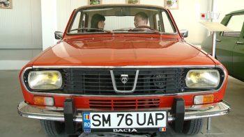 Dacia-masina