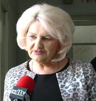 Presedintele Doina Feher