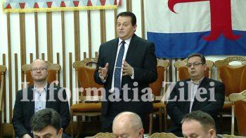 Nicolae Muresan la CLSM
