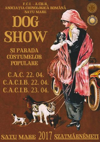 Pe site-ul Asociaţiei Chinologice Române Satu Mare sunt anunţaţi şi arbitrii ediţiei cu numărul 41 a expoziţiilor canine internaţionale