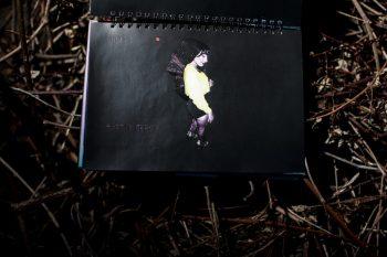 Pagină din album