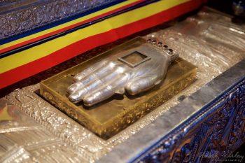 Moaştele sfântului Ierarh Nicolae şi a Sfântului Constantin Brâncoveanu vor ajunge sâmbătă la Satu Mare