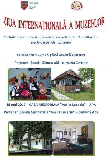 Ziua Muzeelor 2017